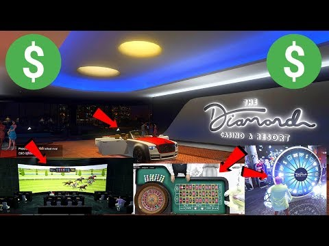 GTA Online Casino Become a Millionaire TIPS AND TRICKS