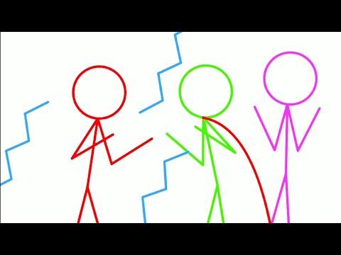 TORNEIO | STICK FIGHTER |  [Animação]