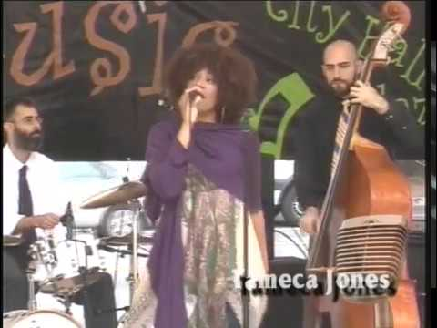 Tameca Jones Live from the Plaza (2008)