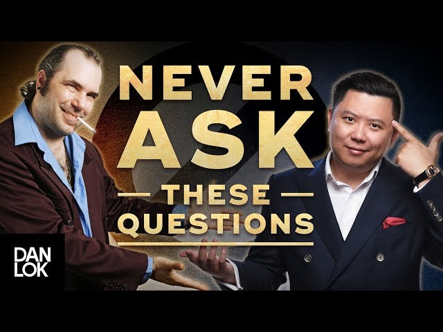Stupid Questions Cost You Sales!