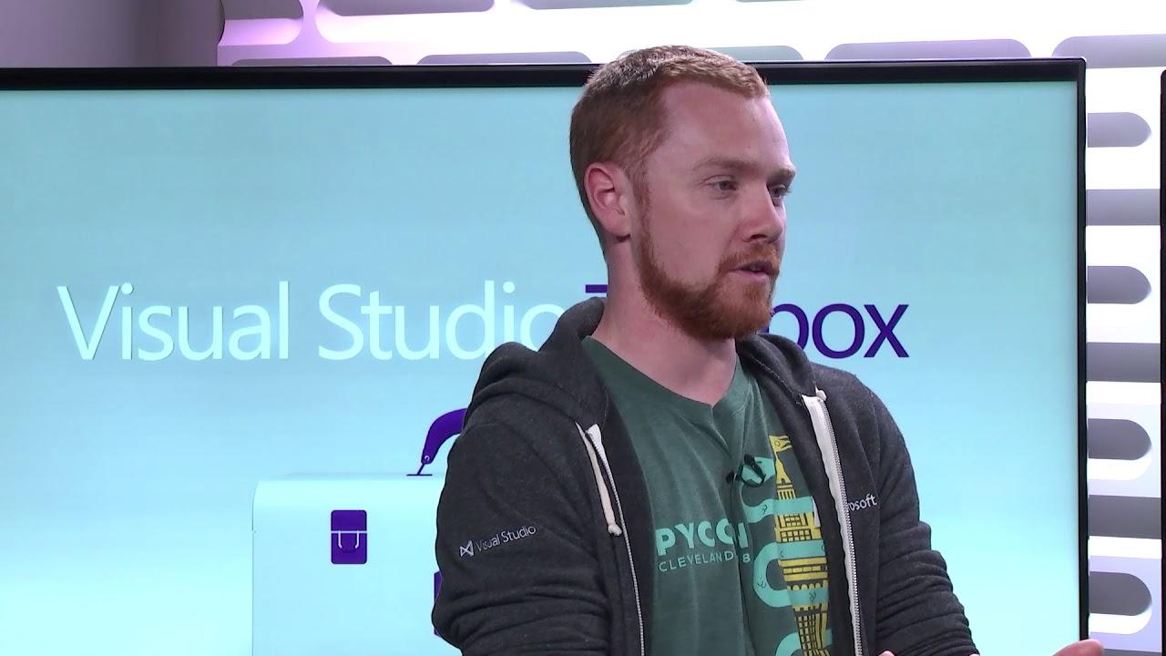 Visual Studio Toolbox: Python und C++ im Zusammenspiel
