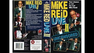 Mike Reid Live 2 Uncensored (1993)