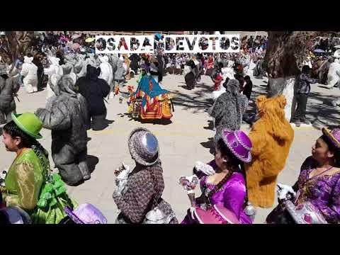 Osada devotos - Ayquina 2018