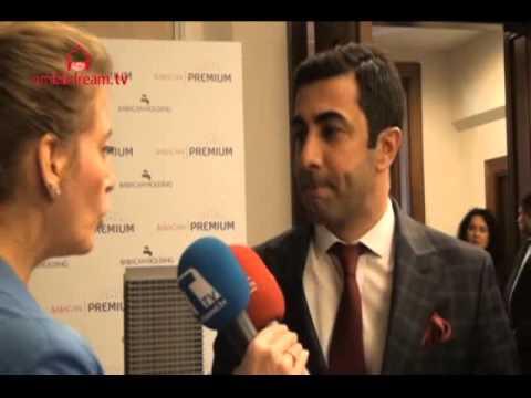 Babacan Holding CEO'su Mehmet Babacan röportajı