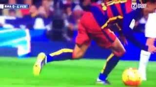 Isco Red Card vs FC Barcelona 21-11-2015