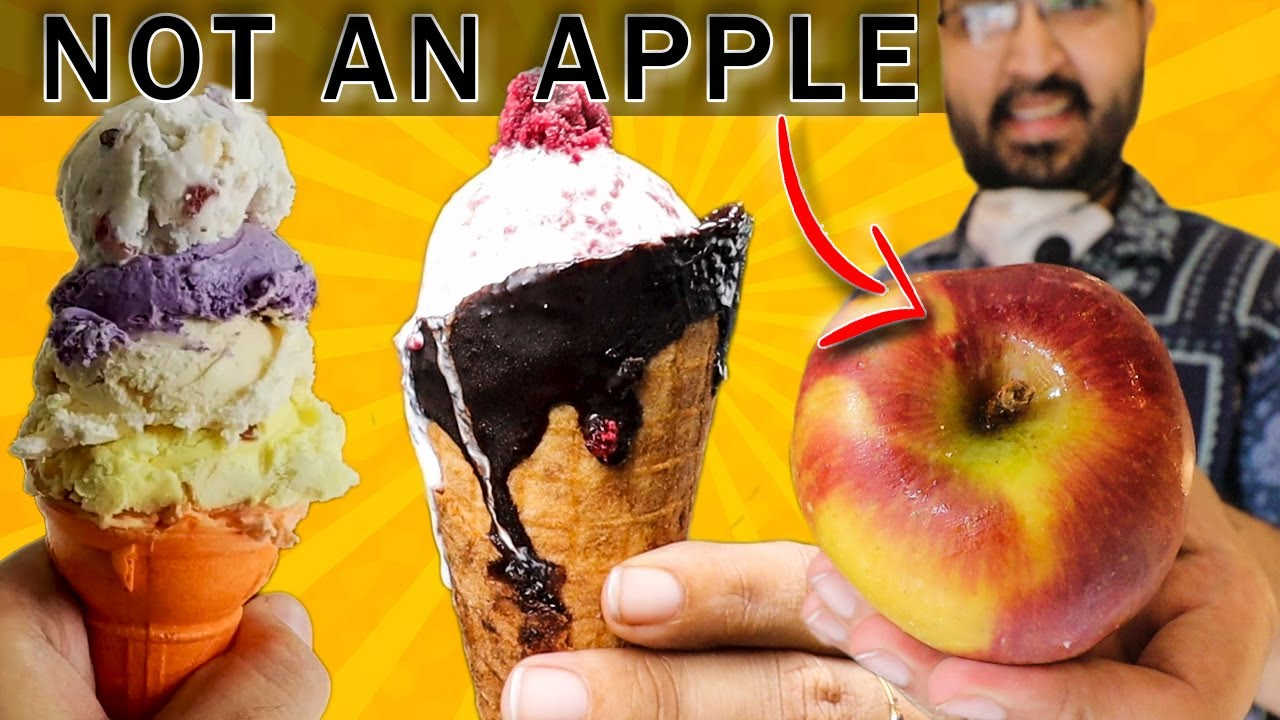 🍦🍨 Trying Ever Type Of ICE CREAM 😱 || Foodie We Summer Special 😍