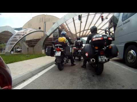 Adriatica Tour Dzień 7- Dubrovnik-Montenegro. Music: Ugress: Luftslott