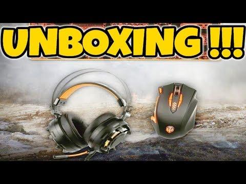 MŮJ PRVNÍ UNBOXING !!! / Vybavení k World of Tanks !!! thumbnail