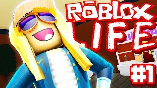 Roblox Roleplay! - I GOT FIRED ON MY FIRST DAY! | Roblox LIFE