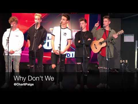 Why Don't We | Virgin Radio Montreal