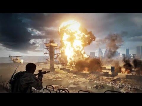 Battlefield 4  Cinematic Trailer HD