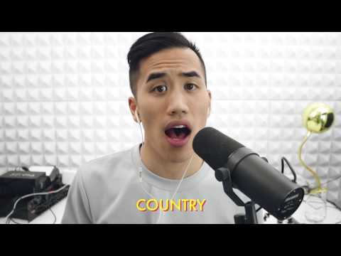 One Guy, 15 Genres  Andrew Huang