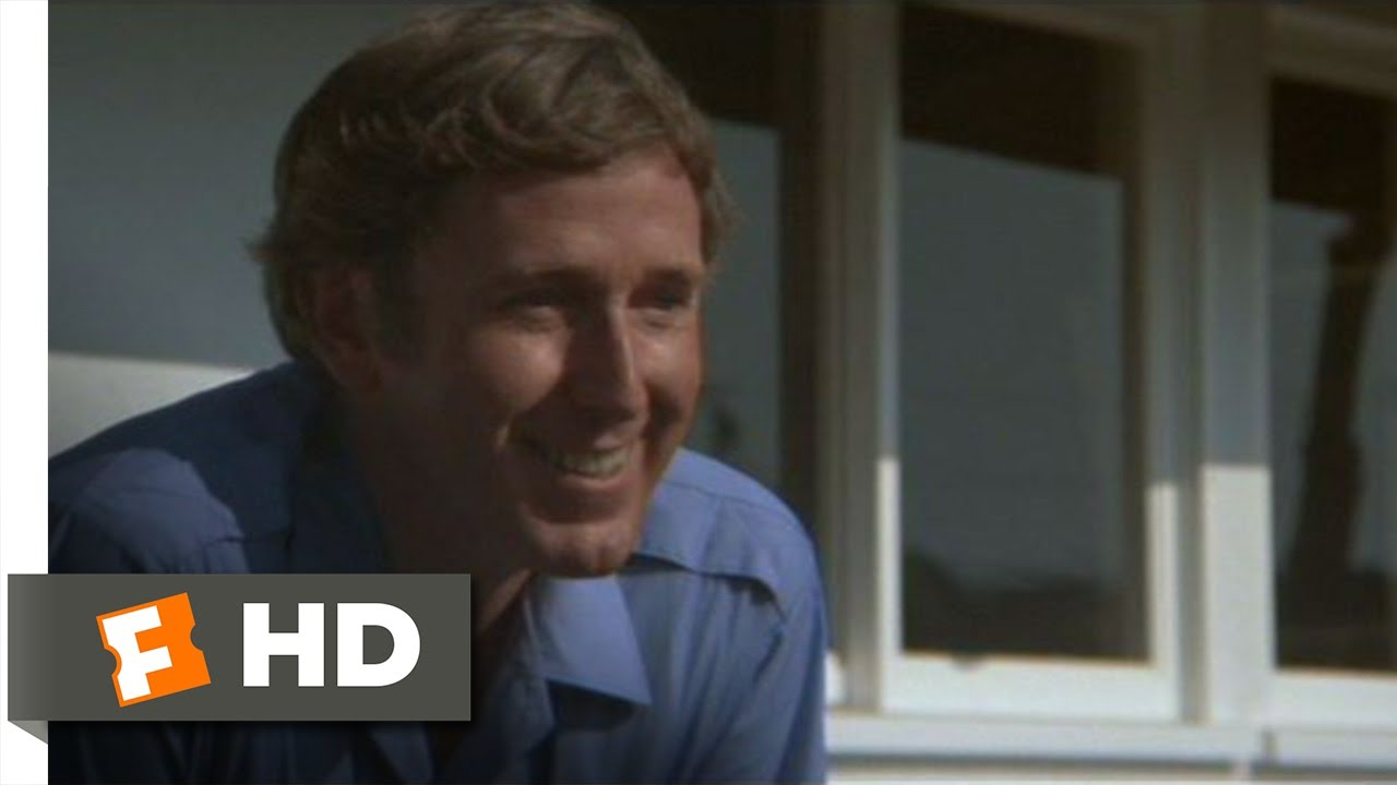 The Long Goodbye (5/10) Movie CLIP - Walter Brennan (1973) HD