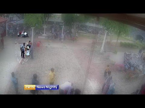 ISIS claims responsibility for Easter Sunday bombings in Sri Lanka - ENN 2019-04-24
