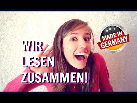 """German Shortstory """"die Wohngemeinschaft"""" (part 1) 👶 👦 👧 👨"""