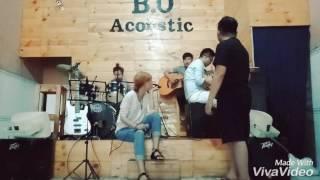 Tìm - Văn Mai Hương ft Trúc Nhân ( Cover BO Band)