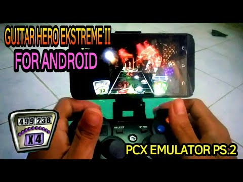 GUITAR HERO FOR ANDROID | PCSX EMULATOR PS 2