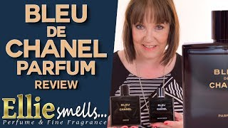Bleu de Chanel Parfum Fragrance Review