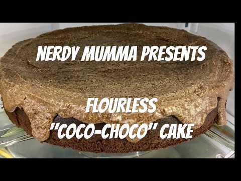 World Baking Day Edition - Coco Choco Cake