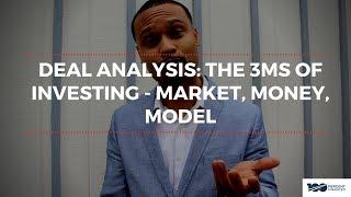 Secret Multifamily Recording: Find the Market, Money, & Model for Multifamily Investing