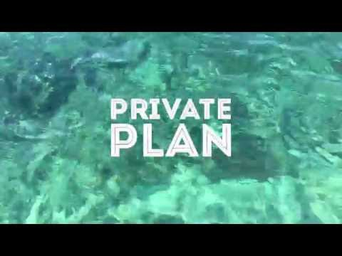 Yacht Charter with PRIVATE PLAN