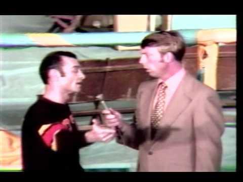 """Dynamite"" Tony Roman Interview"