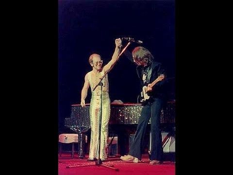 John Lennon Elton LIVE