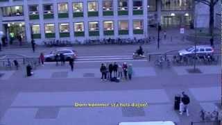 """""""Händelse vid bank"""" or """"Zwischenfall vor einer Bank"""" PARODY"""