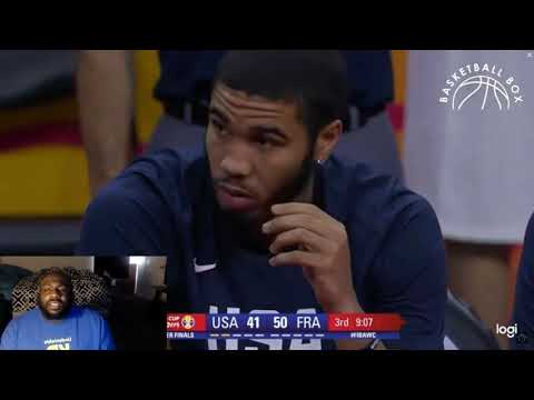 Team USA Loses To France Highlights Reaction