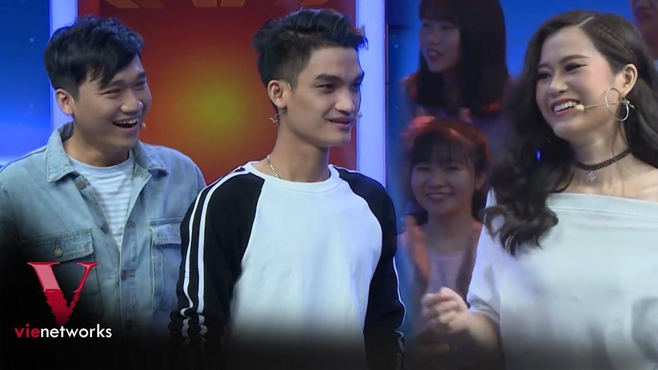 Lâm Vỹ Dạ hài hước hóa công chúa cùng Mr Cần Trô, Mạc Văn Khoa   GameShow 2018 [Full HD] #1