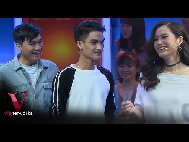 Lâm Vỹ Dạ hài hước hóa công chúa cùng Mr Cần Trô, Mạc Văn Khoa | GameShow 2018 [Full HD]