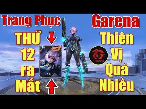 [Gcaothu] Trang phục thứ 12 Violet Đặc Dị ra mắt - Tuyên bố lên ngôi con cưng số 1 Garena