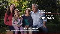 NewDay 100 VA Cash Out Loan - Customer Portrayal