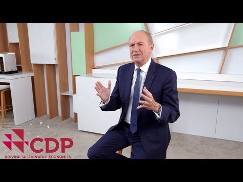 Interview with Jean-Paul Agon, Chairman and Chief Executive Officer of L'Oréal