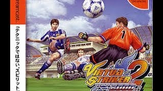 Download Virtua Striker 2 sega dreamcast game on pc
