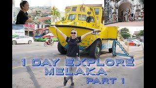 Best Place In MELAKA Malaysia Tempat yang wajib kalian kunjungi di MELAKA Malaysia PART 1