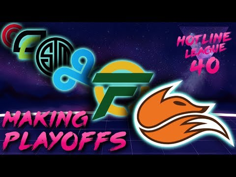 The fight for playoffs, TSMs last chance, players getting screwed on contracts  Hotline League 40