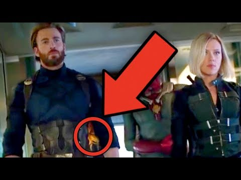 Avengers Infinity War Trailer Breakdown - 'Big Game' Spot Easter Eggs