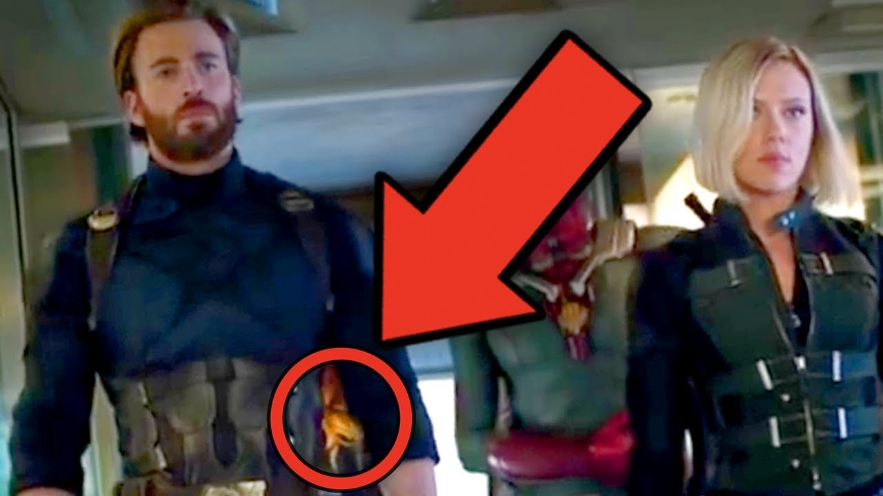 "avengers infinity war trailer breakdown - ""big game"" spot easter"
