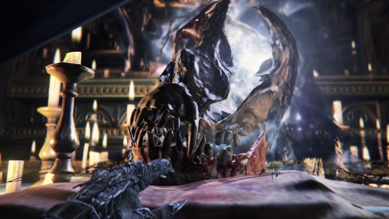 Lekker bloed spetteren met yosniper in Bloodborne!