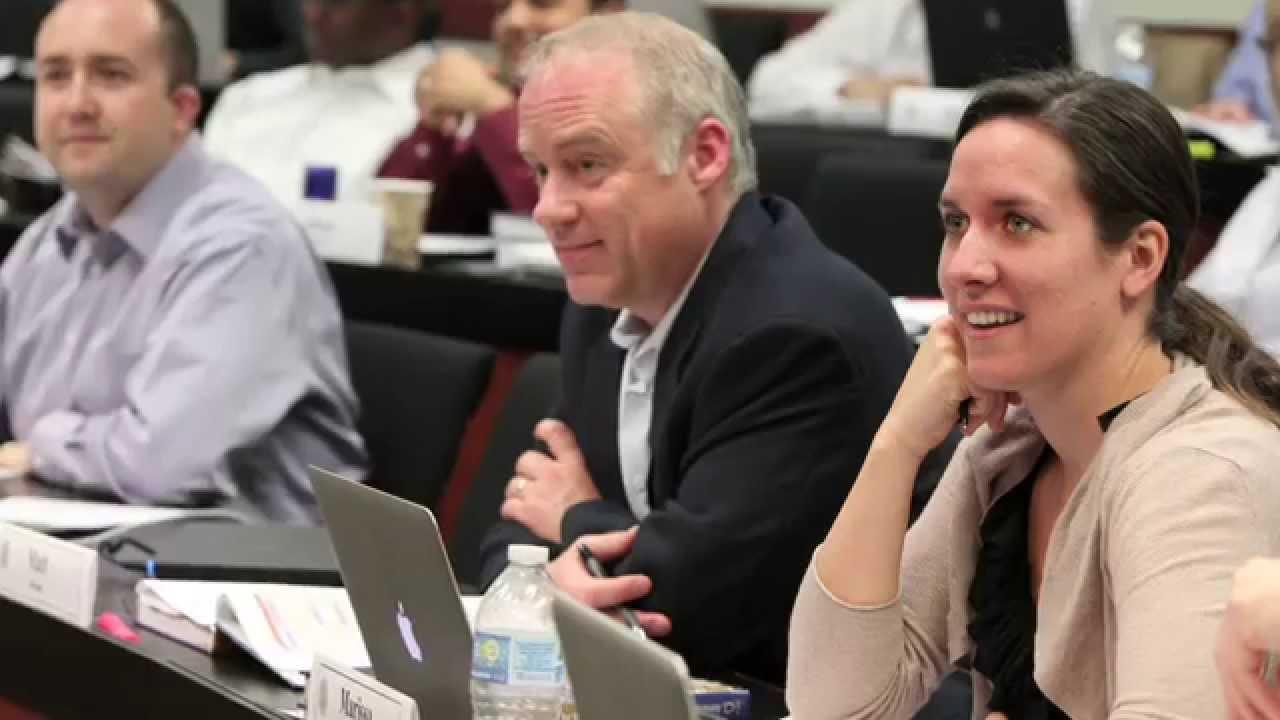 Uc Irvine Merage School Health Care Executive Mba Perspectives Video