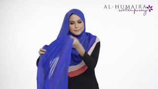 mabel shawl styling tutorial by al humaira contemporary