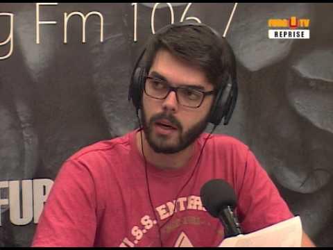 FM CAFE 17-03-2017 - Rio Grande em Arte - Bloco 1