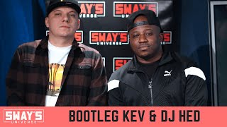 Bootleg Kev & DJ Hed Talk About Their Controversial Kevin Gates Interview   SWAY'S UNIVERSE