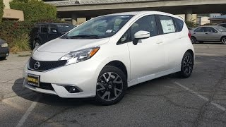 2016 Nissan Versa Note SR In Depth and Test Drive