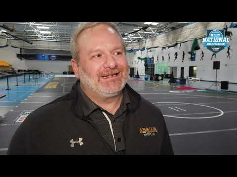 MAKING HISTORY! Adrian's Cliff Cushard On Hosting The First Women's Wrestling Championship