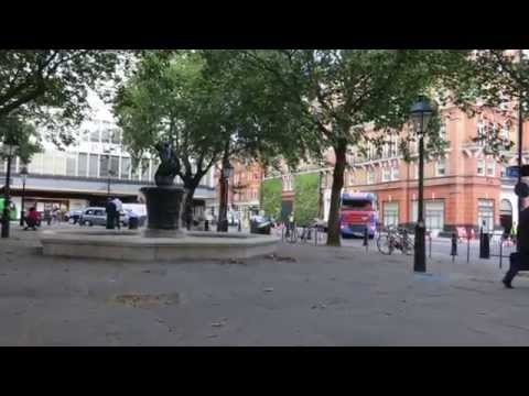 Travel: Arriving in London
