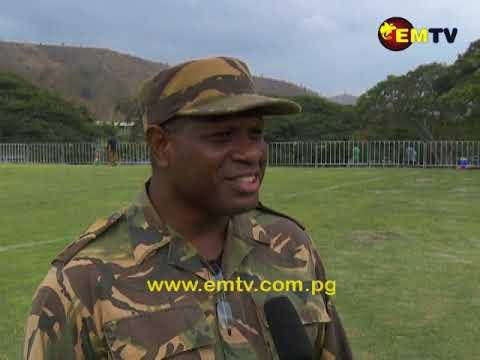 PNG Defence Force Commander