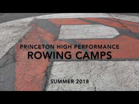 Princeton High Performance Rowing Camps 2018