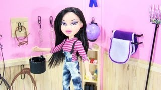 How to Make a Doll Tack Room and Other Horse Stuff - Doll Crafts